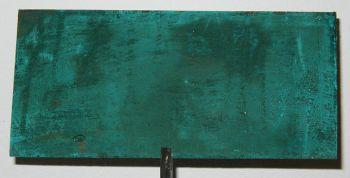 Les pigments artificiels utilis s pour la fabrication des couleurs en enluminure - Nettoyage cuivre vert de gris ...
